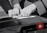 Image of Fingerprinting United States USA, 1936, second 28 stock footage video 65675031189