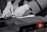 Image of Fingerprinting United States USA, 1936, second 31 stock footage video 65675031189