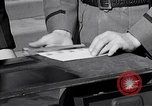 Image of Fingerprinting United States USA, 1936, second 33 stock footage video 65675031189
