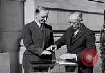 Image of Fingerprint Service Station United States USA, 1936, second 20 stock footage video 65675031190