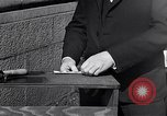 Image of Fingerprint Service Station United States USA, 1936, second 53 stock footage video 65675031190