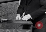 Image of Fingerprint Service Station United States USA, 1936, second 54 stock footage video 65675031190