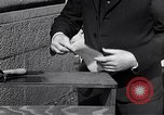 Image of Fingerprint Service Station United States USA, 1936, second 56 stock footage video 65675031190