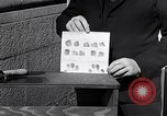 Image of Fingerprint Service Station United States USA, 1936, second 61 stock footage video 65675031190