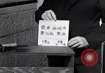 Image of Fingerprint Service Station United States USA, 1936, second 62 stock footage video 65675031190