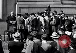 Image of Fingerprint Service Station United States USA, 1936, second 30 stock footage video 65675031191