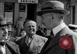 Image of French dignitary Europe, 1936, second 6 stock footage video 65675031212