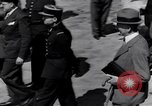 Image of French dignitary Europe, 1936, second 14 stock footage video 65675031212