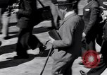 Image of French dignitary Europe, 1936, second 16 stock footage video 65675031212
