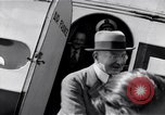 Image of French dignitary Europe, 1936, second 34 stock footage video 65675031212