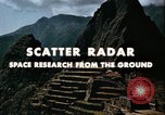 Image of Scatter Radar United States USA, 1963, second 11 stock footage video 65675031238
