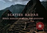 Image of Scatter Radar United States USA, 1963, second 13 stock footage video 65675031238