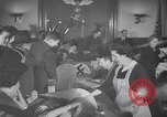 Image of German civilians donating Germany, 1942, second 40 stock footage video 65675031295