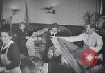 Image of German civilians donating Germany, 1942, second 45 stock footage video 65675031295
