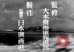 Image of Pearl Harbor attack Pearl Harbor Hawaii USA, 1941, second 34 stock footage video 65675031299