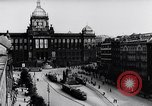 Image of art show Prague Czechoslovakia, 1944, second 5 stock footage video 65675031302