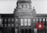 Image of art show Prague Czechoslovakia, 1944, second 8 stock footage video 65675031302