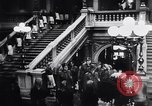 Image of art show Prague Czechoslovakia, 1944, second 11 stock footage video 65675031302
