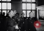 Image of art show Prague Czechoslovakia, 1944, second 13 stock footage video 65675031302
