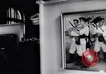 Image of art show Prague Czechoslovakia, 1944, second 16 stock footage video 65675031302