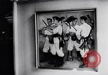 Image of art show Prague Czechoslovakia, 1944, second 17 stock footage video 65675031302