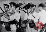 Image of art show Prague Czechoslovakia, 1944, second 20 stock footage video 65675031302