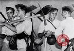 Image of art show Prague Czechoslovakia, 1944, second 21 stock footage video 65675031302