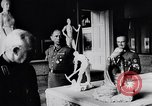 Image of art show Prague Czechoslovakia, 1944, second 31 stock footage video 65675031302