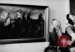 Image of art show Prague Czechoslovakia, 1944, second 37 stock footage video 65675031302