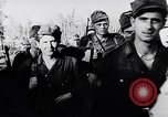 Image of German troops Finland, 1944, second 18 stock footage video 65675031304