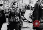 Image of German troops Finland, 1944, second 30 stock footage video 65675031304
