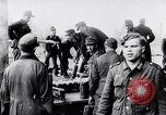 Image of German troops Finland, 1944, second 33 stock footage video 65675031304