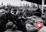 Image of German troops Finland, 1944, second 41 stock footage video 65675031304