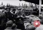 Image of German troops Finland, 1944, second 42 stock footage video 65675031304
