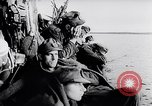 Image of German troops Finland, 1944, second 55 stock footage video 65675031304