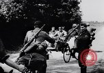 Image of German troops France, 1944, second 32 stock footage video 65675031305