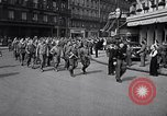 Image of Allied prisoners Paris France, 1944, second 10 stock footage video 65675031306