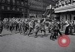 Image of Allied prisoners Paris France, 1944, second 12 stock footage video 65675031306