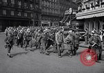 Image of Allied prisoners Paris France, 1944, second 13 stock footage video 65675031306