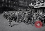 Image of Allied prisoners Paris France, 1944, second 14 stock footage video 65675031306