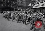 Image of Allied prisoners Paris France, 1944, second 16 stock footage video 65675031306