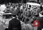 Image of Allied prisoners Paris France, 1944, second 22 stock footage video 65675031306