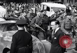 Image of Allied prisoners Paris France, 1944, second 23 stock footage video 65675031306