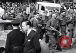Image of Allied prisoners Paris France, 1944, second 24 stock footage video 65675031306