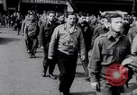 Image of Allied prisoners Paris France, 1944, second 26 stock footage video 65675031306
