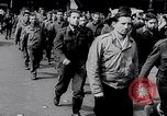 Image of Allied prisoners Paris France, 1944, second 27 stock footage video 65675031306