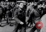 Image of Allied prisoners Paris France, 1944, second 28 stock footage video 65675031306