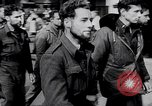 Image of Allied prisoners Paris France, 1944, second 29 stock footage video 65675031306