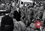 Image of Allied prisoners Paris France, 1944, second 30 stock footage video 65675031306