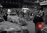 Image of Allied prisoners Paris France, 1944, second 33 stock footage video 65675031306